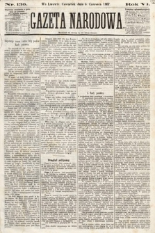 Gazeta Narodowa. 1867, nr130