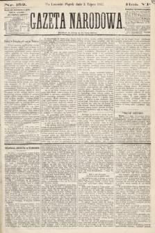 Gazeta Narodowa. 1867, nr152