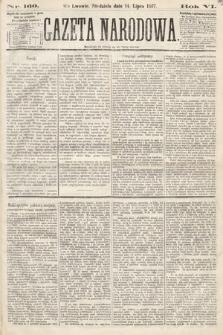 Gazeta Narodowa. 1867, nr160