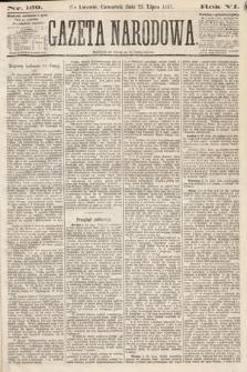 Gazeta Narodowa. 1867, nr169