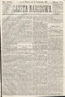 Gazeta Narodowa. 1867, nr238