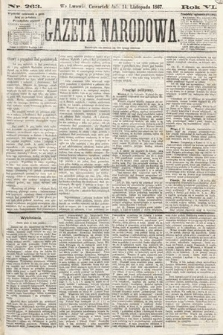 Gazeta Narodowa. 1867, nr263