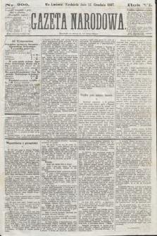 Gazeta Narodowa. 1867, nr290