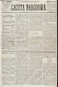 Gazeta Narodowa. 1867, nr300
