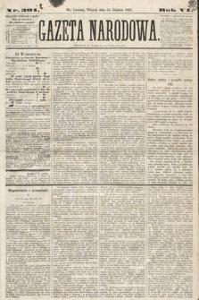 Gazeta Narodowa. 1867, nr301