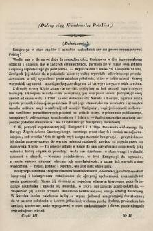 Wiadomości Polskie. R.1, 1855, cz.3, nr2