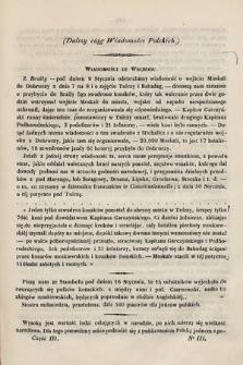 Wiadomości Polskie. R.1, 1855, cz.3, nr3