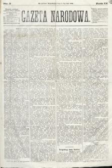 Gazeta Narodowa. 1870, nr2