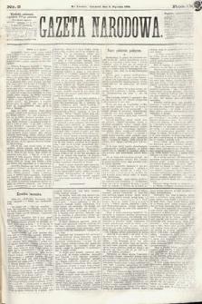 Gazeta Narodowa. 1870, nr5