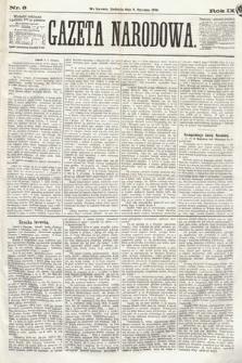 Gazeta Narodowa. 1870, nr8