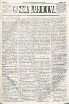 Gazeta Narodowa. 1870, nr9