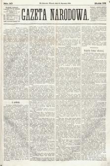 Gazeta Narodowa. 1870, nr10