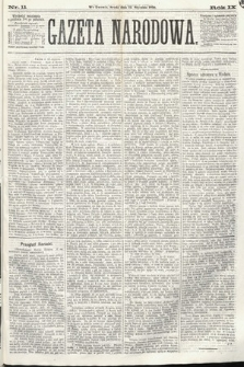 Gazeta Narodowa. 1870, nr11