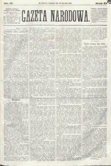 Gazeta Narodowa. 1870, nr12