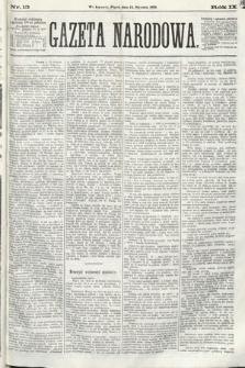Gazeta Narodowa. 1870, nr13