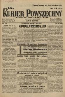 Kurjer Powszechny. 1935, nr124