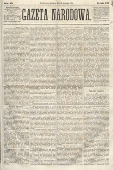 Gazeta Narodowa. 1870, nr15
