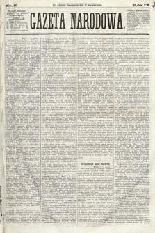 Gazeta Narodowa. 1870, nr16