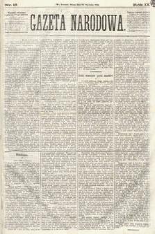Gazeta Narodowa. 1870, nr18