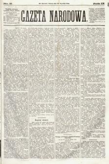 Gazeta Narodowa. 1870, nr21