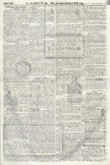 Gazeta Narodowa. 1870, nr24
