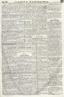 Gazeta Narodowa. 1870, nr25