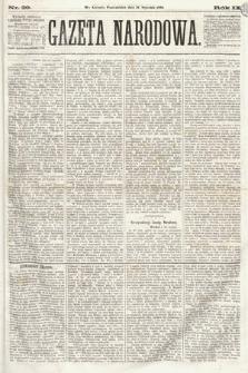 Gazeta Narodowa. 1870, nr29