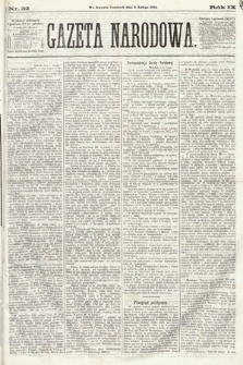 Gazeta Narodowa. 1870, nr32