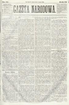 Gazeta Narodowa. 1870, nr34