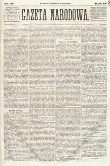Gazeta Narodowa. 1870, nr35