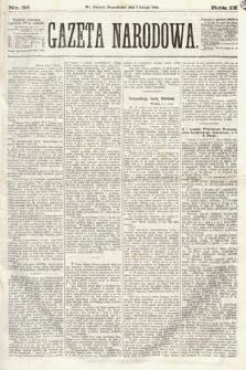Gazeta Narodowa. 1870, nr36