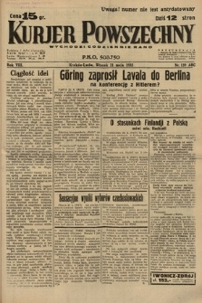 Kurjer Powszechny. 1935, nr139