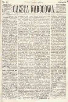 Gazeta Narodowa. 1870, nr44