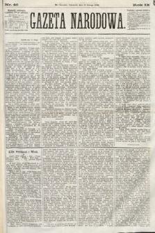 Gazeta Narodowa. 1870, nr46