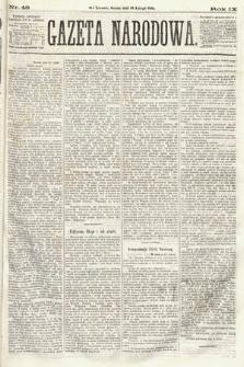 Gazeta Narodowa. 1870, nr48