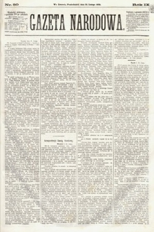 Gazeta Narodowa. 1870, nr50