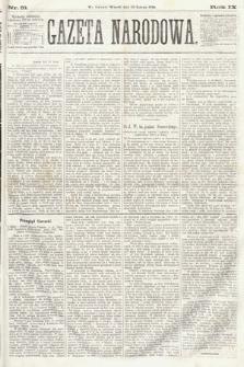 Gazeta Narodowa. 1870, nr51