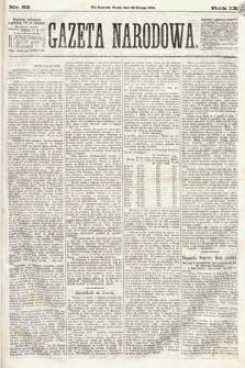 Gazeta Narodowa. 1870, nr52