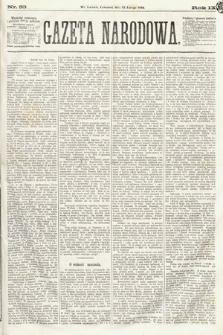 Gazeta Narodowa. 1870, nr53