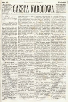 Gazeta Narodowa. 1870, nr55