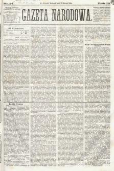 Gazeta Narodowa. 1870, nr56