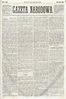 Gazeta Narodowa. 1870, nr59