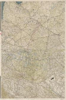 [Voenno-dorožnaâ karta Evropejskoj Rossii]