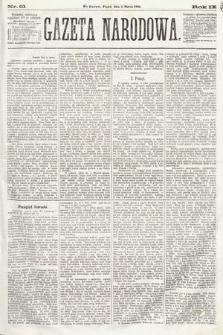 Gazeta Narodowa. 1870, nr61