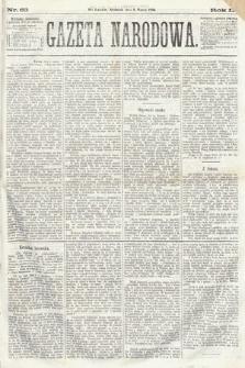 Gazeta Narodowa. 1870, nr63