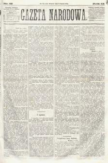 Gazeta Narodowa. 1870, nr65