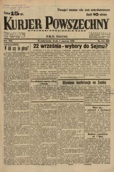 Kurjer Powszechny. 1935, nr154