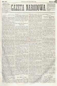 Gazeta Narodowa. 1870, nr66