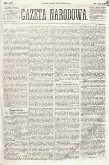 Gazeta Narodowa. 1870, nr67