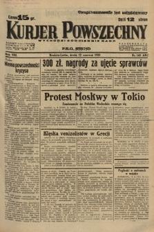 Kurjer Powszechny. 1935, nr160